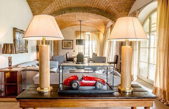 Beauty of a Tuscany Villa Villa Oddi (6)