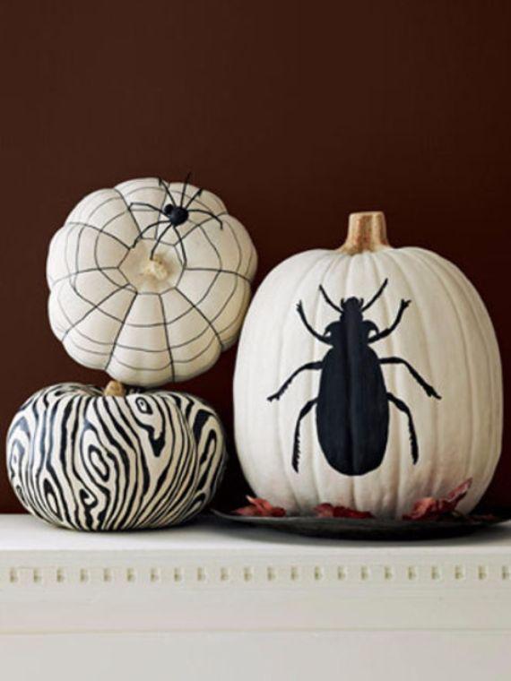 Cool Pumpkin Decorating Ideas For Halloween (21)
