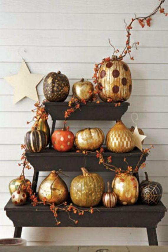 Cool Pumpkin Decorating Ideas For Halloween (23)