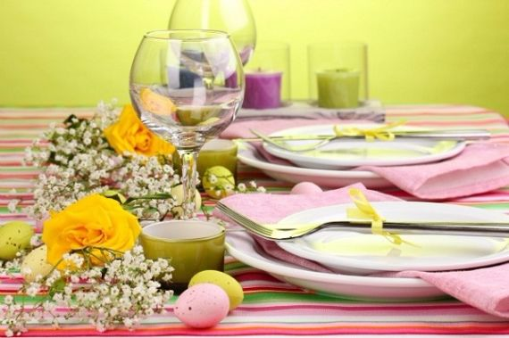 Creative Romantic Ideas for Easter Decoration For A Cozy Home (22)