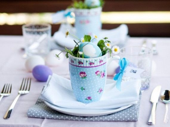 Creative Romantic Ideas for Easter Decoration For A Cozy Home (37)