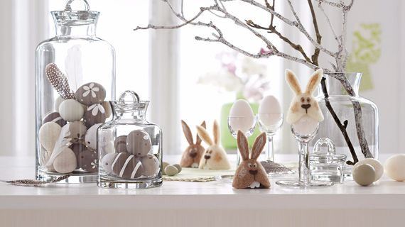 Creative Romantic Ideas for Easter Decoration For A Cozy Home (4)