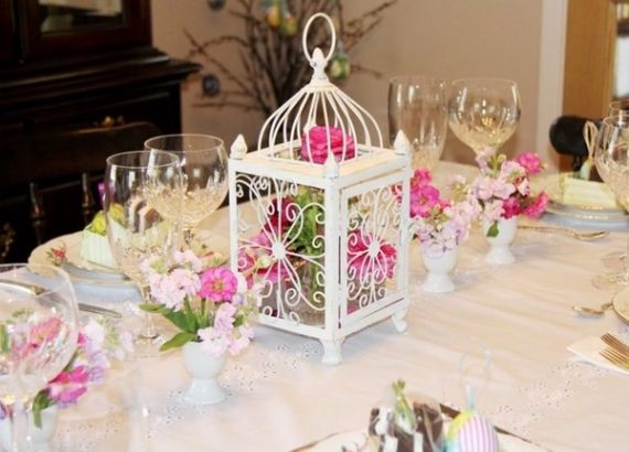 Creative Romantic Ideas for Easter Decoration For A Cozy Home (43)