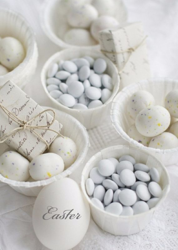 Creative Romantic Ideas for Easter Decoration For A Cozy Home (49)