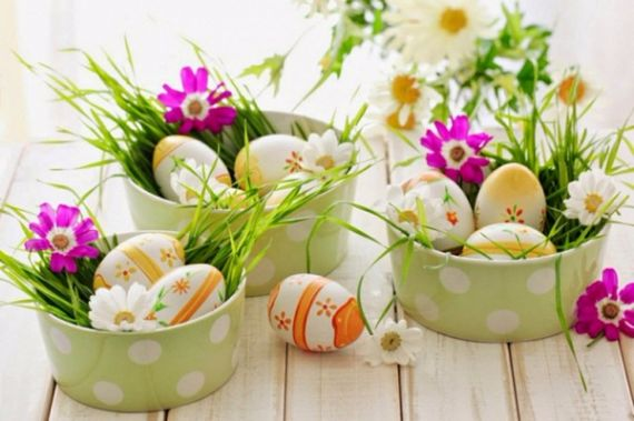 Creative Romantic Ideas for Easter Decoration For A Cozy Home (50)
