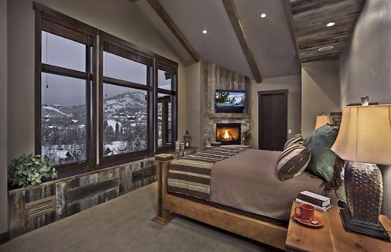 Graystone Lodge ski chalet  (15)