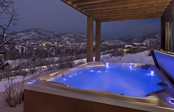 Graystone Lodge ski chalet  (7)