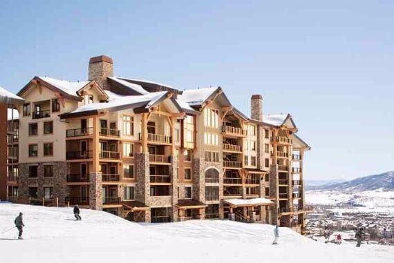 Holiday Retreat in Colorado Snowline Ridge (1)