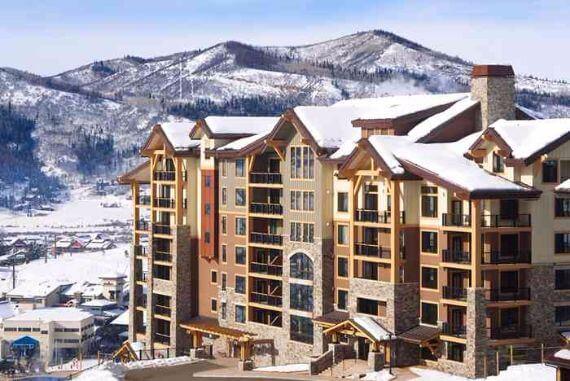 Holiday Retreat in Colorado Snowline Ridge (2)