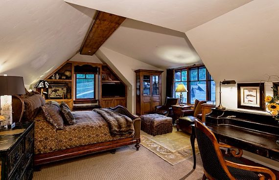 Holiday Retreat in West Wing Ritz-Carlton At Beaver Creek Mountain  Ski in Colorado  (14)