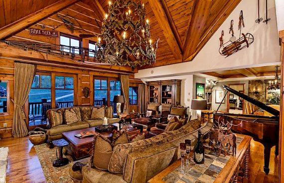 Holiday Retreat in West Wing Ritz-Carlton At Beaver Creek Mountain  Ski in Colorado  (19)