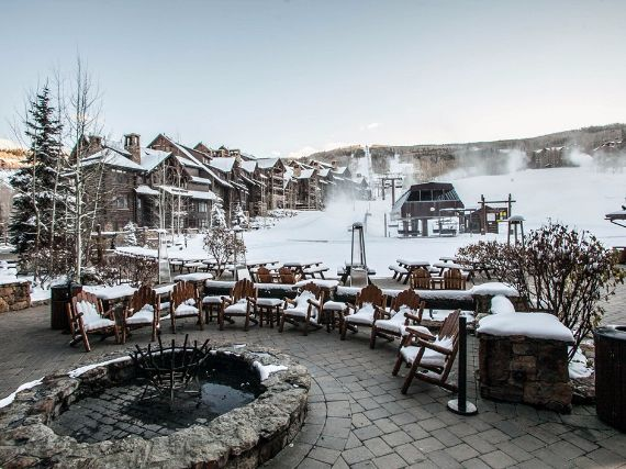 Holiday Retreat in West Wing Ritz-Carlton At Beaver Creek Mountain  Ski in Colorado  (2)