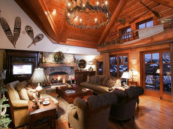 Holiday Retreat in West Wing Ritz-Carlton At Beaver Creek Mountain  Ski in Colorado  (7)