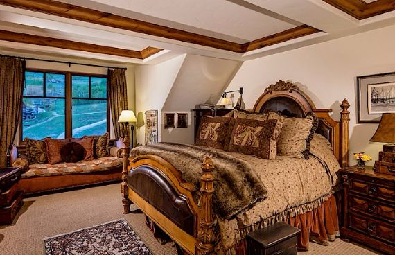 Holiday Retreat in West Wing Ritz-Carlton At Beaver Creek Mountain  Ski in Colorado  (7)