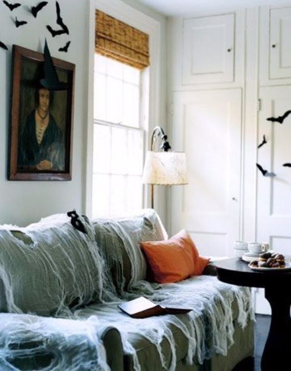 Interior Decorating Ideas To Decorate Your Home For Halloween (1)