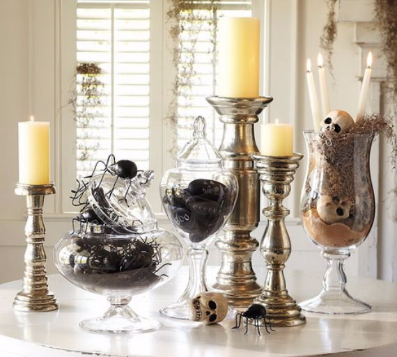 Interior Decorating Ideas To Decorate Your Home For Halloween (10)