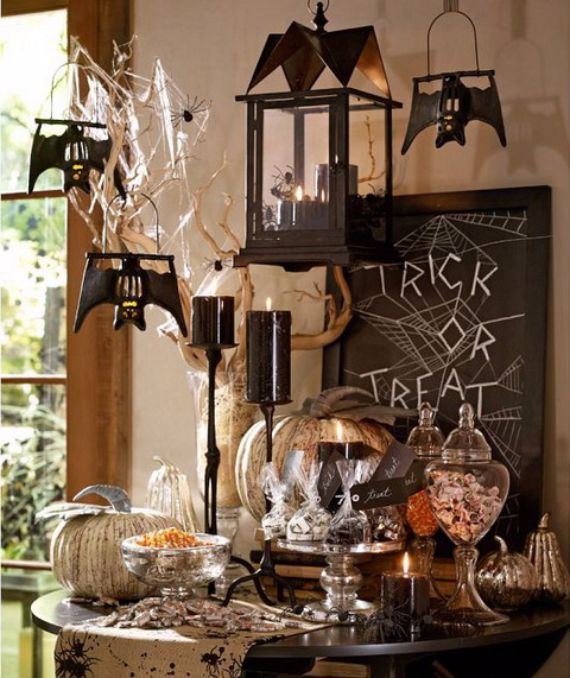 Interior Decorating Ideas To Decorate Your Home For Halloween (11)