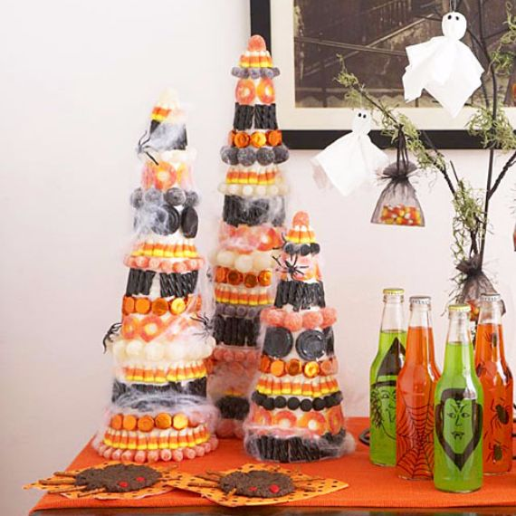 Interior Decorating Ideas To Decorate Your Home For Halloween (12)