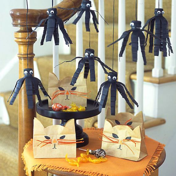 Interior Decorating Ideas To Decorate Your Home For Halloween (13)