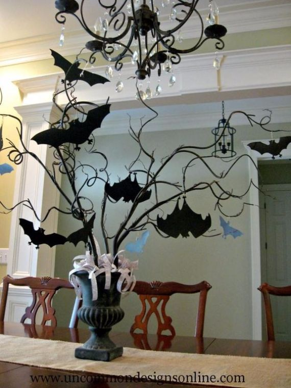 Interior Decorating Ideas To Decorate Your Home For Halloween (2)