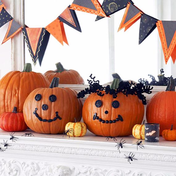 Interior Decorating Ideas To Decorate Your Home For Halloween (3)