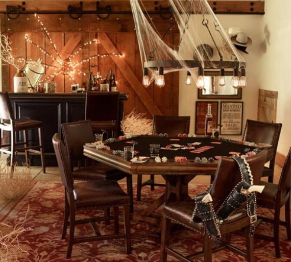 Interior Decorating Ideas To Decorate Your Home For Halloween (6)