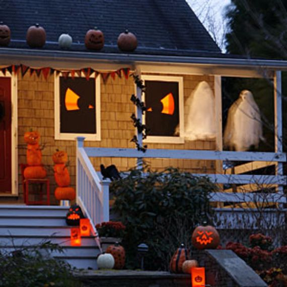 Interior Decorating Ideas To Decorate Your Home For Halloween (8)