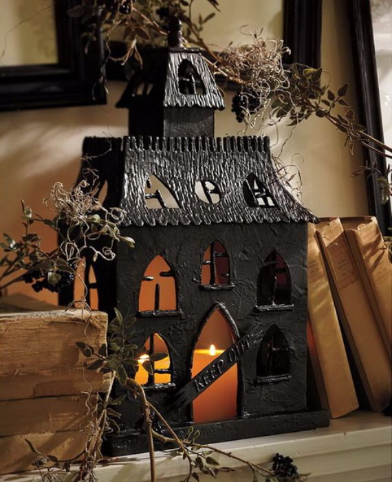 Interior Decorating Ideas To Decorate Your Home For Halloween (9)