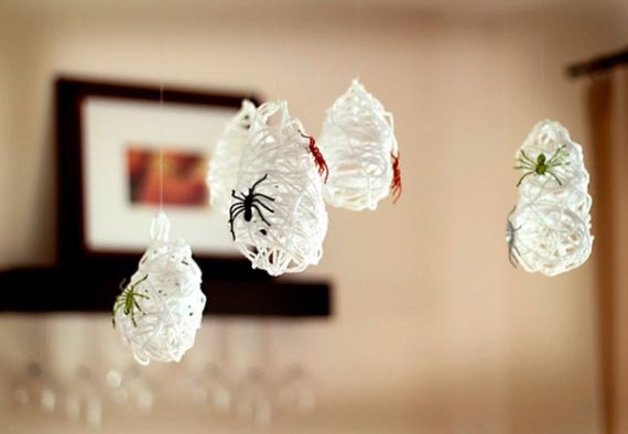 Modern Interior Halloween Decorations Ideas Using New Trends (11)