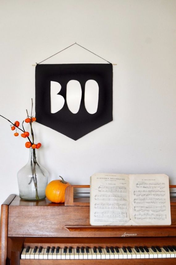 Modern Interior Halloween Decorations Ideas Using New Trends (14)