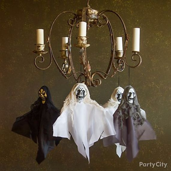 Modern Interior Halloween Decorations Ideas Using New Trends (2)
