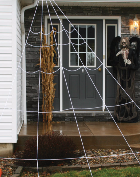 Modern Interior Halloween Decorations Ideas Using New Trends