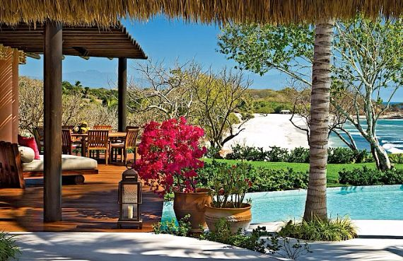 Today Vacation Dream Home Casa Tres Soles Punta Mita (100)