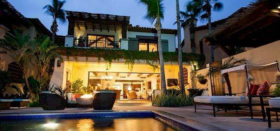 A Mexican flavor and Pacific atmosphere in Cabo San Lucas -Hacienda Beachfront Villa (20)