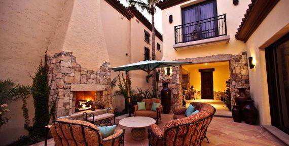 A Mexican flavor and Pacific atmosphere in Cabo San Lucas -Hacienda Beachfront Villa (37)