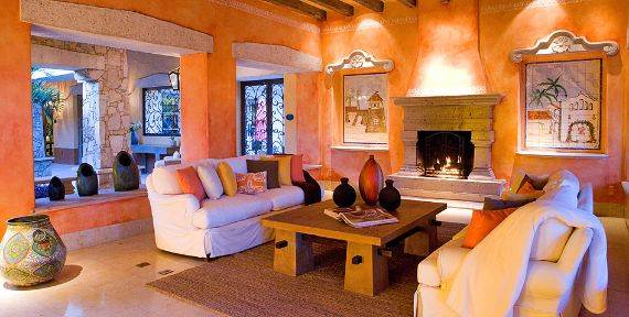 A Mexican flavor and Pacific atmosphere in Cabo San Lucas -Hacienda Beachfront Villa (47)