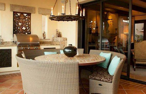 A Mexican flavor and Pacific atmosphere in Cabo San Lucas -Hacienda Beachfront Villa (5)
