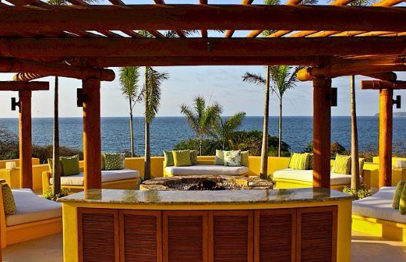 Casa Querencia Estate on Private Beach In The Mexican Riviera (6)