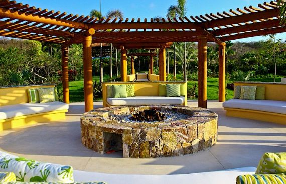 Casa Querencia Estate on Private Beach In The Mexican Riviera (7)