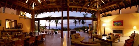 Casa Querencia Estate on Private Beach In The Mexican Riviera (8)