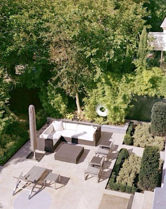 Eiffel Garden Triplex-The luxury of a terrace in Paris (10)