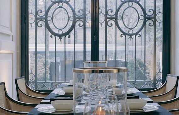Eiffel Garden Triplex-The luxury of a terrace in Paris (11)