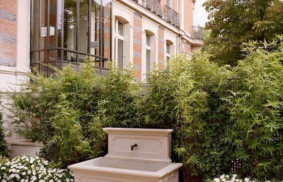 Eiffel Garden Triplex-The luxury of a terrace in Paris (14)