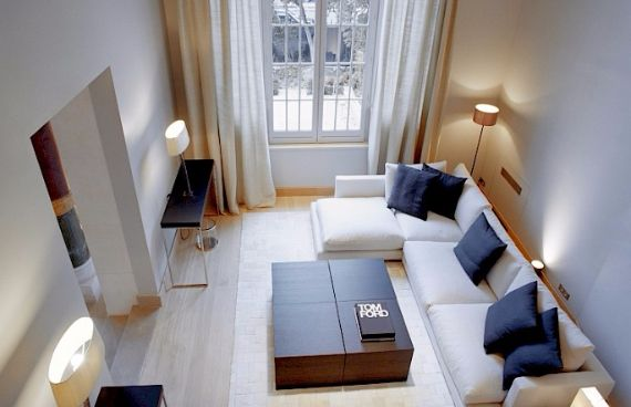 Eiffel Garden Triplex-The luxury of a terrace in Paris (19)
