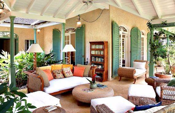 Highly Inviting Fustic House Private Estate in Barbados (8)