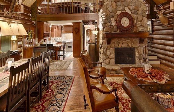 Private Holladay lodge in Utah - Eagle's Nest (11)