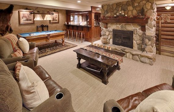 Private Holladay lodge in Utah - Eagle's Nest (14)