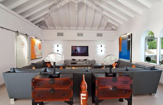 Sophisticated Villa in St Martin, Overlooking the Caribbean Sea (23)