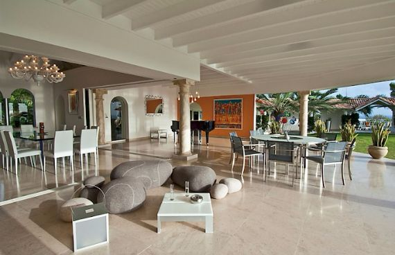 Sophisticated Villa in St Martin, Overlooking the Caribbean Sea (24)