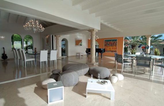 Sophisticated Villa in St Martin, Overlooking the Caribbean Sea (28)
